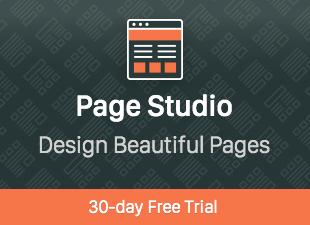Page Studio by ShopPad