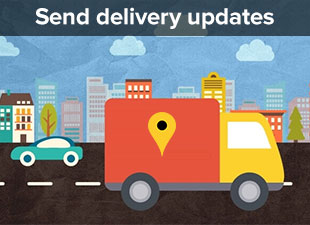 Send Instant Delivery Updates