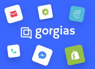 Gorgias - customer service helpdesk